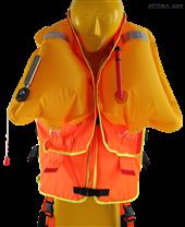 气胀式消防专用救生衣