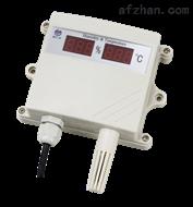 数码管王字壳温湿度变送器