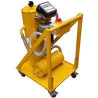 高粘度油滤机滤油小车承装承试设备