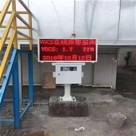 BYQL-VOC东莞厂区在线式VOCs在线监测系统