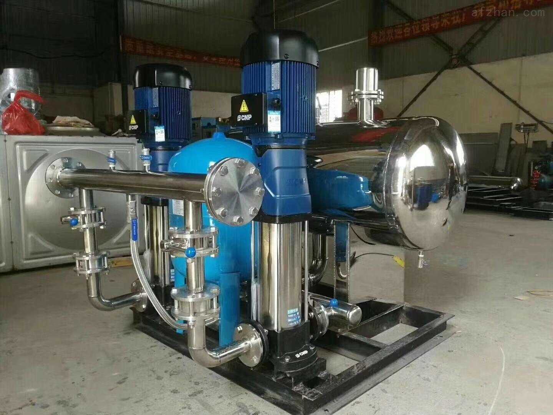西安一體化給水設備