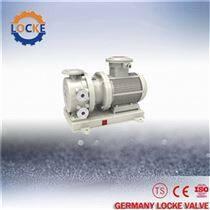 德國LOCKE無泄漏襯氟磁力高(保)溫離心泵