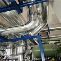 南通市铝皮橡塑管道保温施工标准