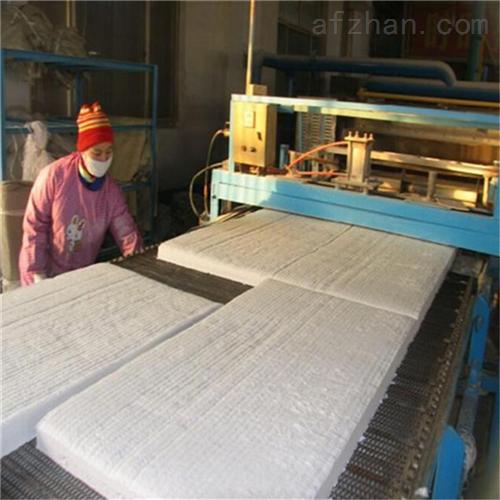 六安硅酸铝针刺毯导热系数