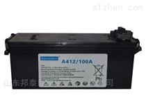 德国阳光蓄电池A412/100A  胶体