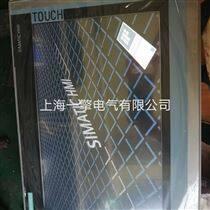 西门子精智屏TP1200进不了程序