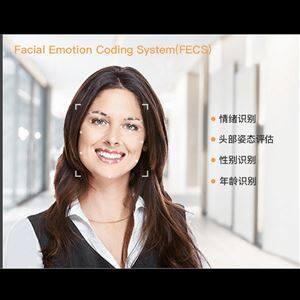 津发科技ErgoLAB面部表情分析系统
