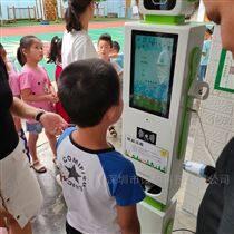 锦州平江区智能晨检机器人供货商手足口体温