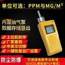 便携式氧气、苯、二氧化碳、可燃检测仪