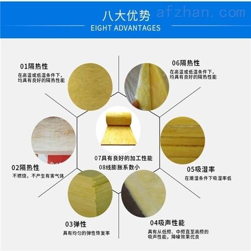 日照空调玻璃棉板大量供应