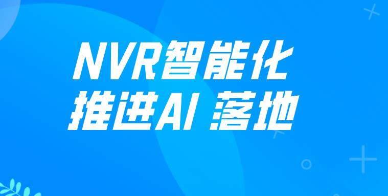 """""""拼体力""""转""""拼脑力"""" NVR智能化推进AI 落地"""