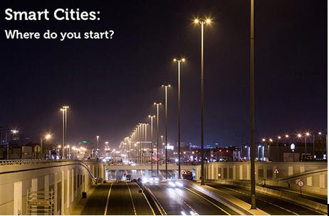 老牌巨头ge发力城市路灯 推智慧城市实在发展