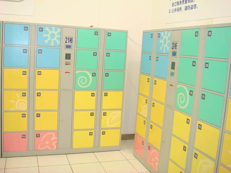 24門電子寄存櫃客戶用了都說好。