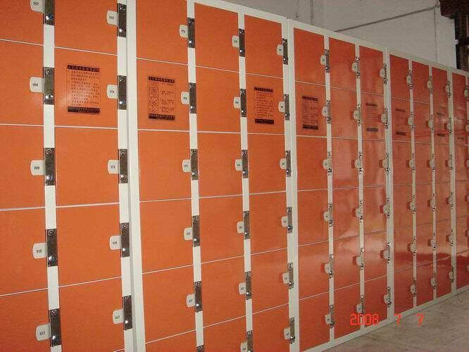 12门密码超市储物柜