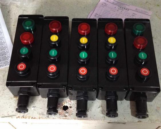 隔爆型控制开关具有结构紧凑