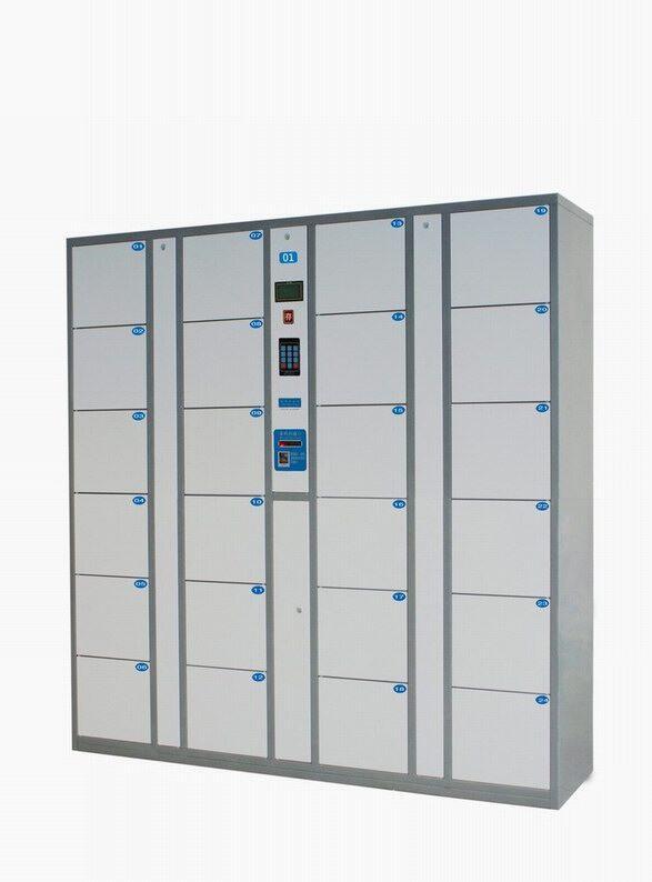 天津24門電子儲物櫃