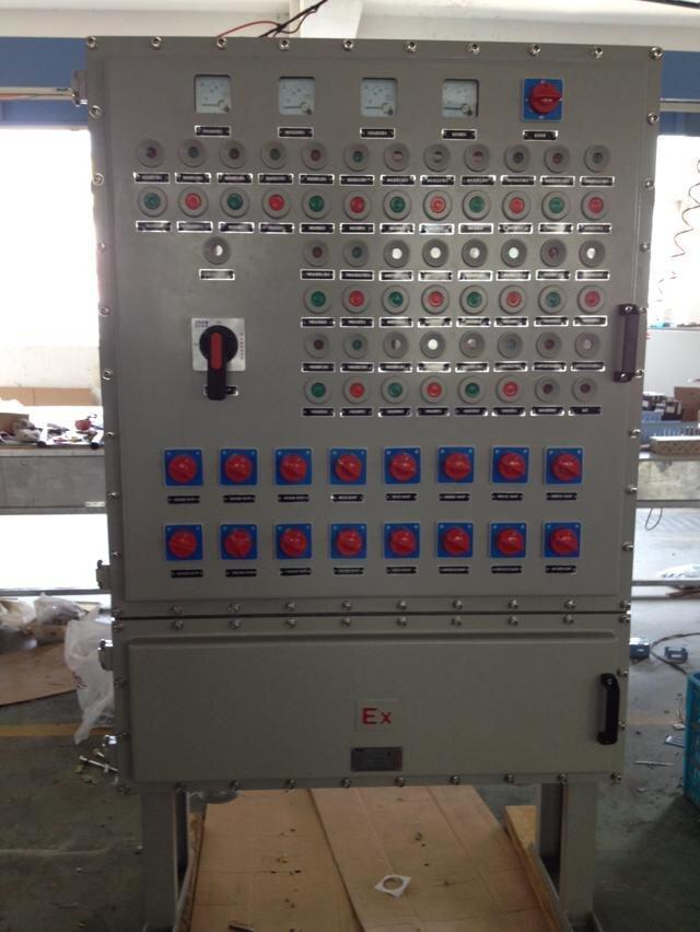 加热炉防爆柜安装智能比例调节仪/温控器的作用