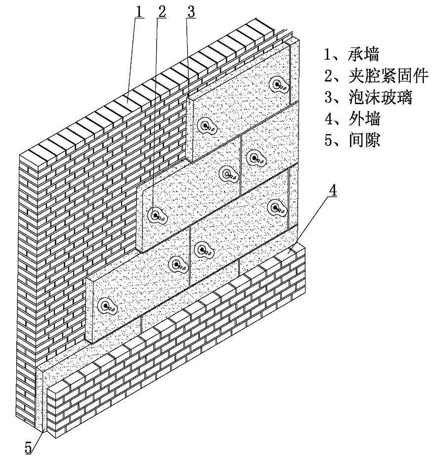 砖墙结构构造图集