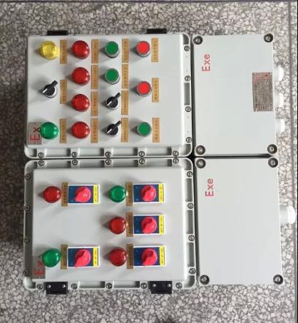 配电箱380v指示灯接线图