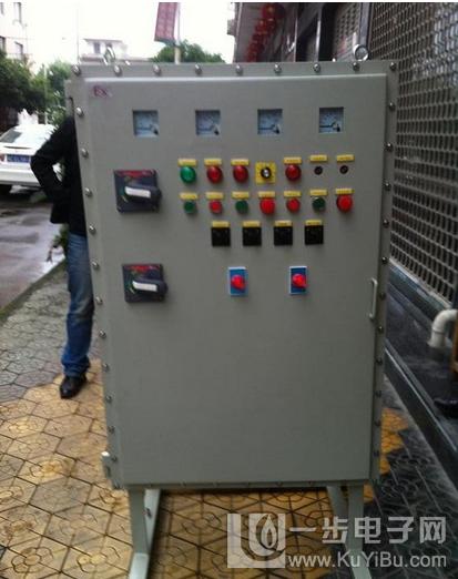 化工厂防爆控制箱,现场反应釜防爆控制箱