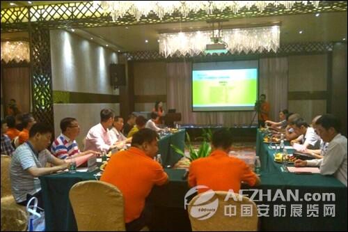 青岛国华电子有限公司总经理王志华,贵州省安全技术防范行业协会协会