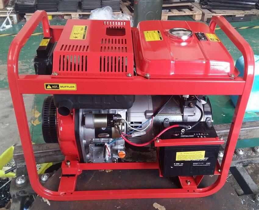 hs8800ew-柴油发电电焊机