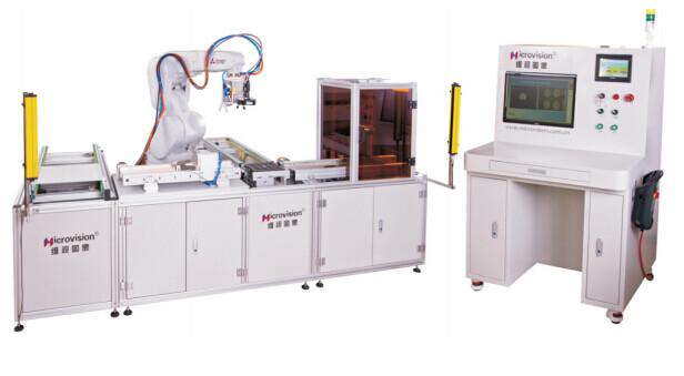 RAVTS完美解决院校工业机器人科研开发项目