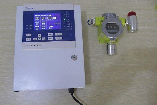 氨气报警器电子电路采用先进的微电脑技术,使用高速cpu处理器.