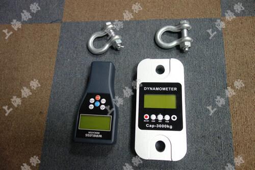 无线遥控测力仪图片