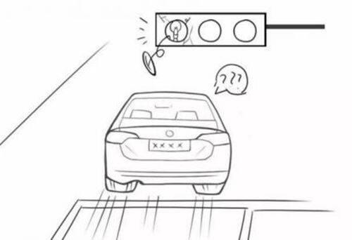 小小交通信号灯 谱写交通安全大文章_红绿灯,信号灯