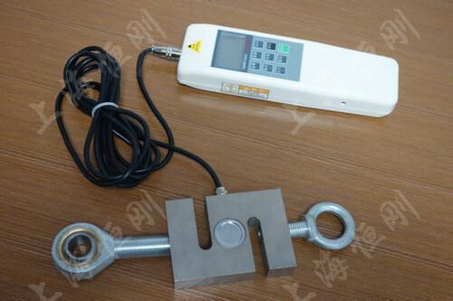 S型带通讯口电子测力计图片
