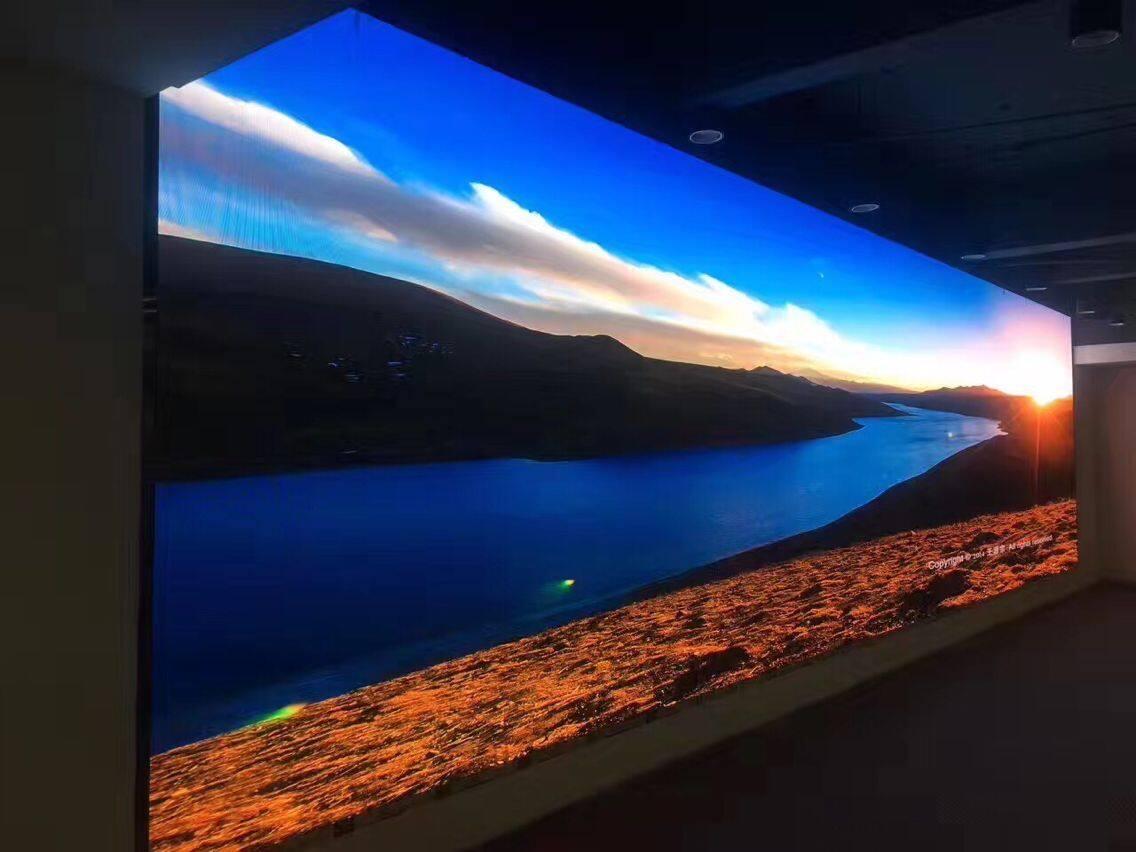 杭州小間距高清led顯示屏廠家直銷報價批發價格圖片