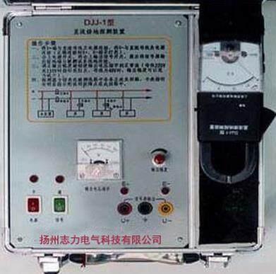如发现接上u 和u-直流电源后,指示灯不亮,应对装置进行检查,排除故障