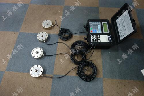 多通道电子式拉力计图片