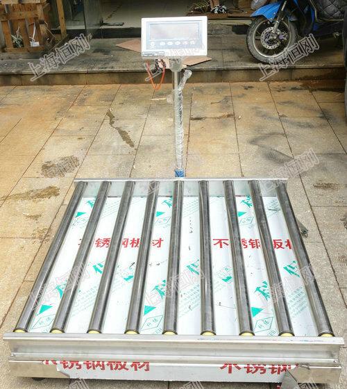 防水滚筒电子秤