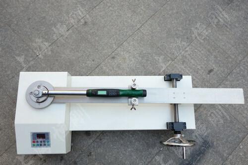 SGNJD手动扭矩扳手校验仪图片