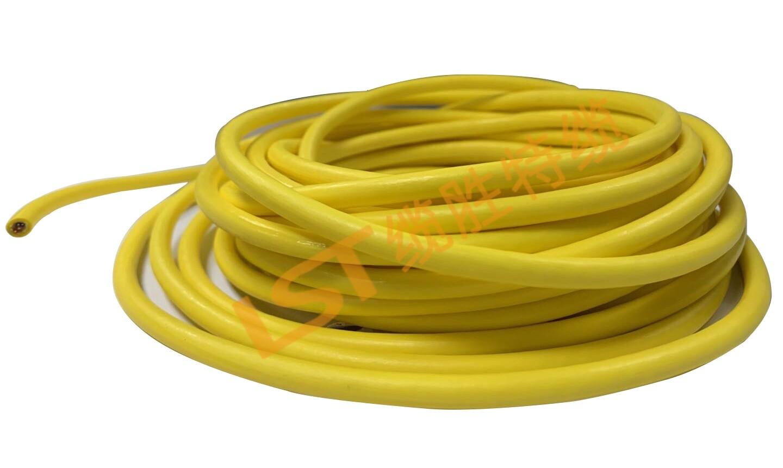 黄色防水电缆