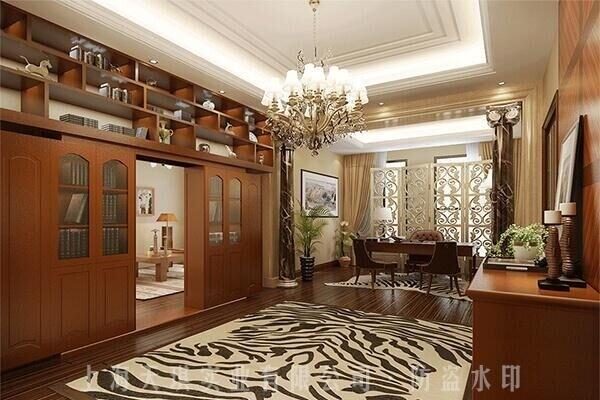 桂林别墅密室设计公司